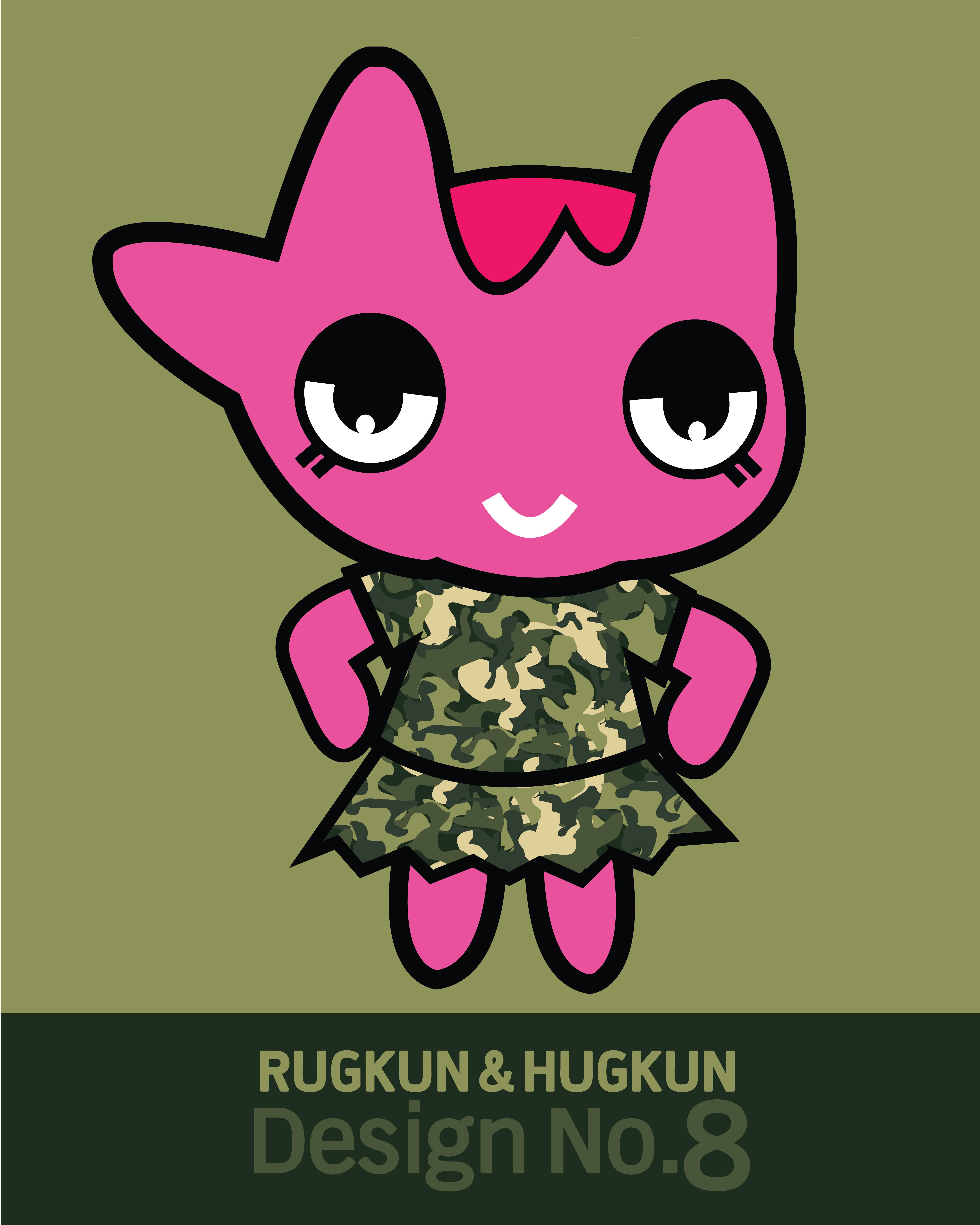 Nft Rugkun Design No.8