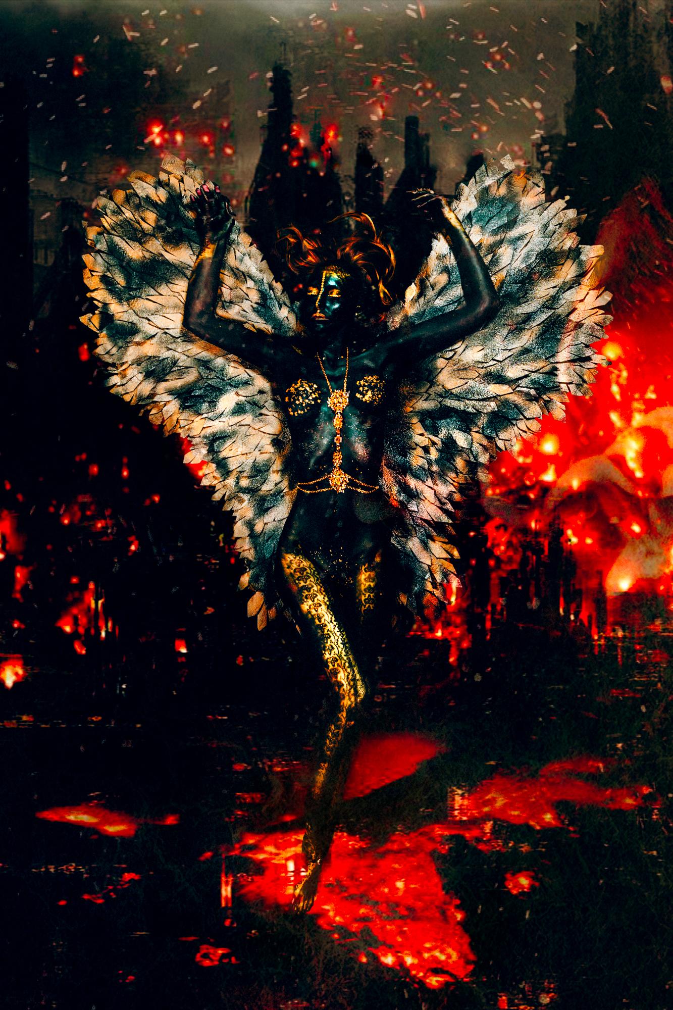 Nft Fallen Angel
