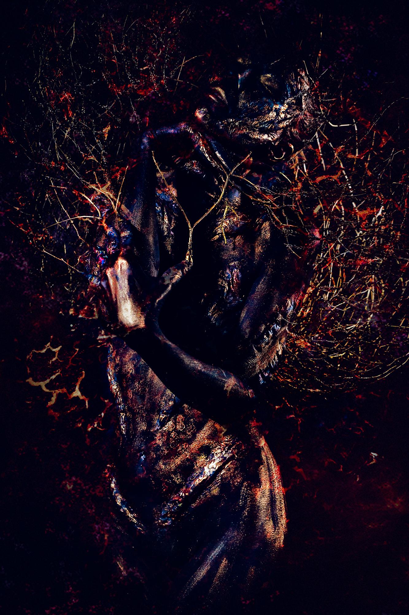 Nft The Soul of the burnt Tree